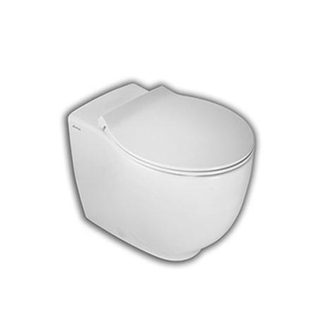 Hatria Le Fiabe Toaleta WC stojąca 37x55,5x42 cm, biała Y1E2