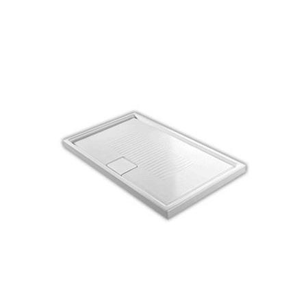 Hatria Lif.St Brodzik prostokątny 120x70x6 cm, biały YXMI