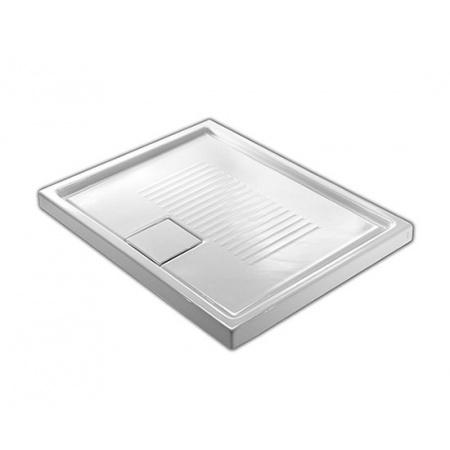 Hatria Lif.St Brodzik prostokątny 90x70x6 cm, biały YXMK