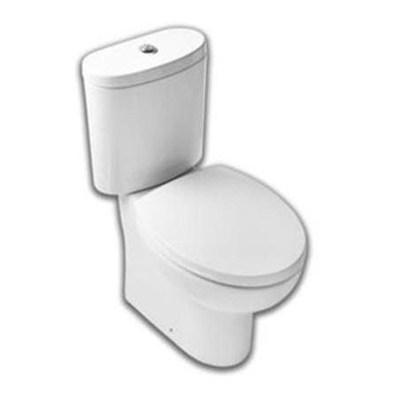 Hatria Erika Pro Toaleta WC kompaktowa 37x67,5x40,5 cm, biała YXBQ