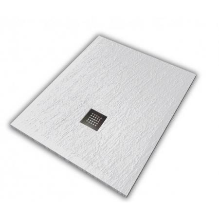 Hatria Petra H3 Ardesia Brodzik prostokątny 100x80 cm biały PA10008000100