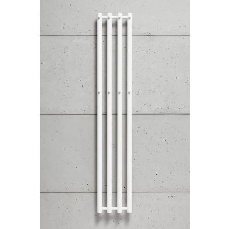 P.M.H. Rosendal Grzejnik 26,6x95 cm biały R1W