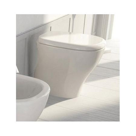 Hidra My Muszla klozetowa miska WC stojąca 52x36x41 cm, biała M10