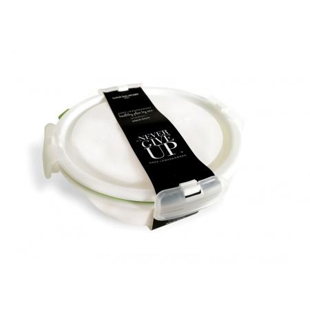 HPBA Pojemnik na posiłki 970 ml, biały/zielony LBOD001