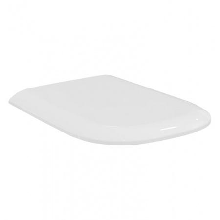 Ideal Standard Active Deska sedesowa wolnoopadająca typu Thin z duroplastu, zawiasy metalowe, biała T661501