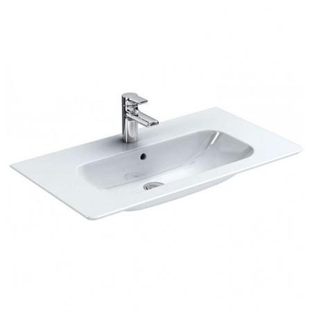 Ideal Standard Active Umywalka podwieszana 84x46 cm, z powierzchniami bocznymi, biała T054801