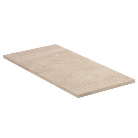 Ideal Standard Adapto Blat meblowy 25 cm, drewno jasno brązowe U8410FF