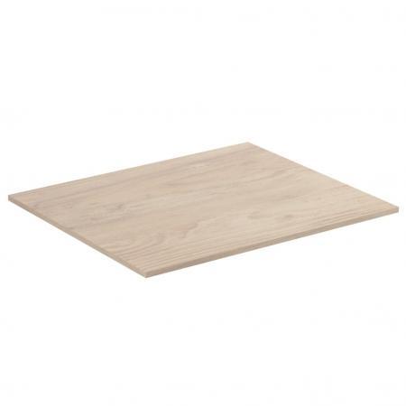 Ideal Standard Adapto Blat meblowy 60 cm, drewno jasno brązowe U8413FF