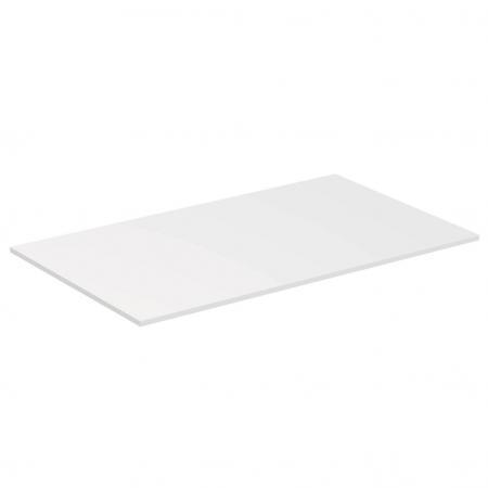 Ideal Standard Adapto Blat meblowy 85 cm, biały połysk U8415WG