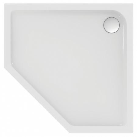 Ideal Standard Connect Air Brodzik pięciokątny 100х100 cm akrylowy biały E105801