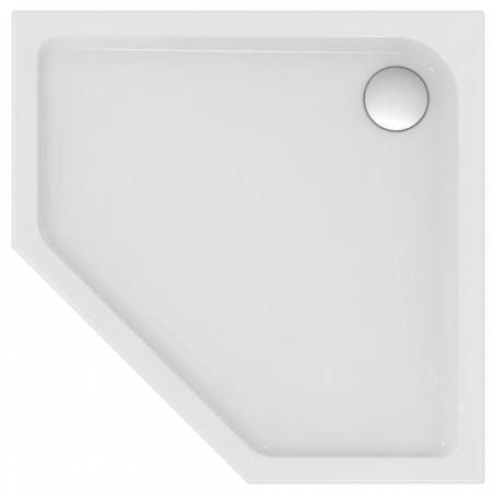 Ideal Standard Connect Air Brodzik pięciokątny 90х90 cm akrylowy biały E105501