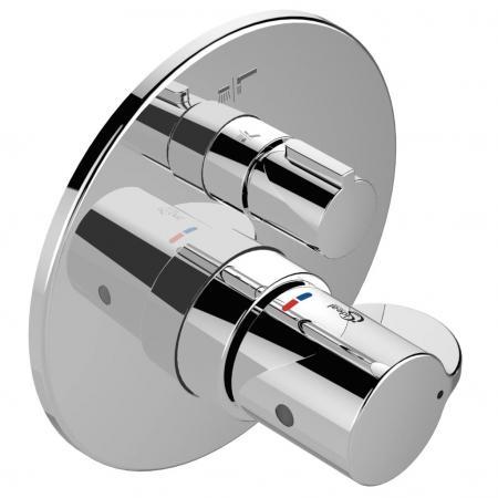Ideal Standard Ceraplus 2 Bateria prysznicowa podtynkowa termostatyczna, chrom A6869AA