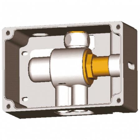 Ideal Standard CERAPLUS ŚCIENNY ELEKTRONICZNY TERMOSTAT (A3813NU)
