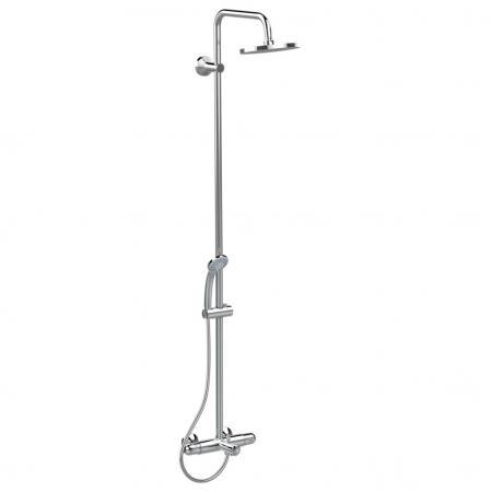 Ideal Standard Ceratherm 25 Zestaw prysznicowy natynkowy, chrom A6426AA