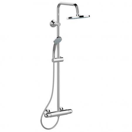 Ideal Standard Ceratherm 25 Zestaw prysznicowy natynkowy termostatyczny, chrom A6421AA