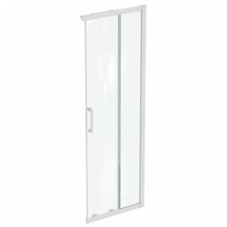 Ideal Standard Connect 2 Drzwi przesuwne 70x195,5 cm profile biały mat szkło przezroczyste K966301