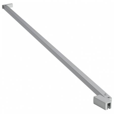 Ideal Standard Connect 2 Wspornik narożny 100 cm do ścianki bocznej srebrny K9381VA