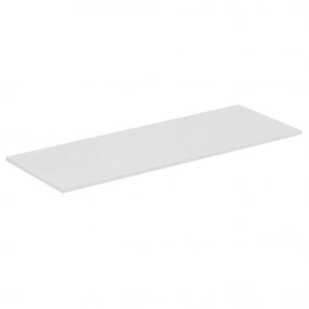 Ideal Standard Connect Air Blat podumywalkowy 120,4x44,2x1,8 cm, jasnoszare drewno/biały mat E0852PS