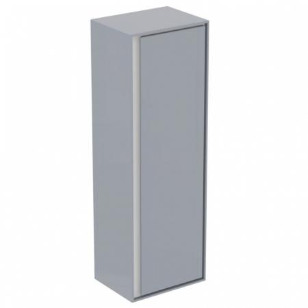 Ideal Standard Connect Air Szafka łazienkowa wisząca 40x120x30 cm, jasnoszara/biała mat E0834EQ
