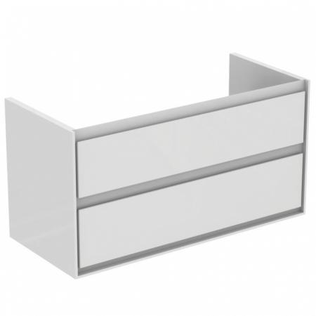 Ideal Standard Connect Air Szafka pod umywalkę 100x51,7x44 cm, biała/biała mat E0821B2