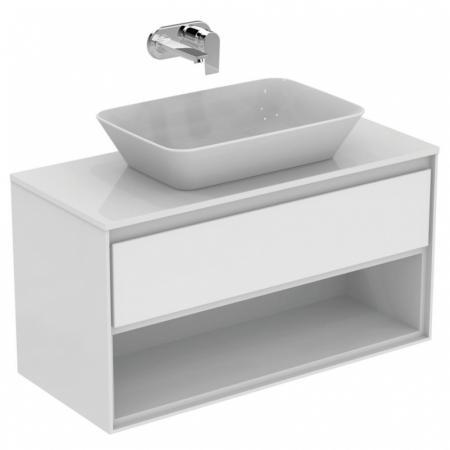Ideal Standard Connect Air Szafka pod umywalkę 100x51,7x44 cm, biała/biała mat E0828B2