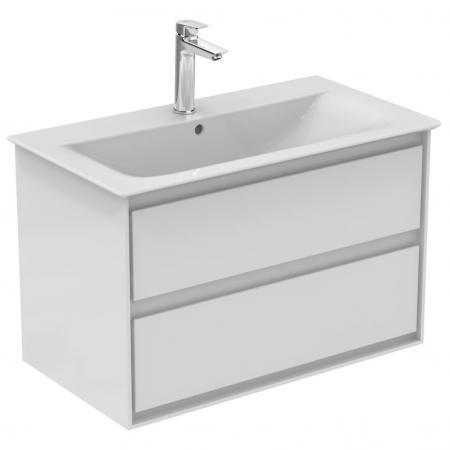 Ideal Standard Connect Air Szafka pod umywalkę 80x51,7x44 cm, biała/biała mat E0819B2