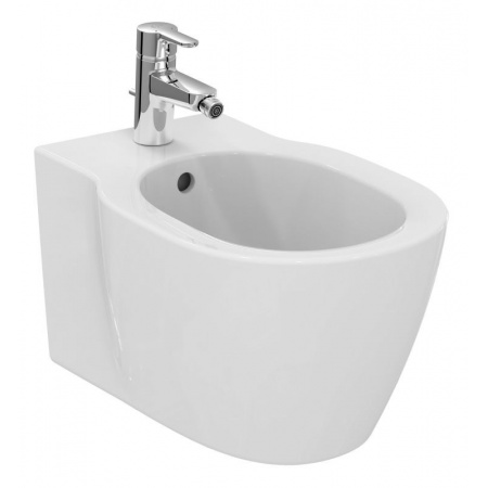 Ideal Standard Connect Bidet podwieszany 36x54 cm, z ukrytym mocowaniem, biały E772201