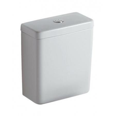 Ideal Standard Connect Cube Zbiornik WC kompaktowy 3/6 l dopływ wody z boku, biały E797101