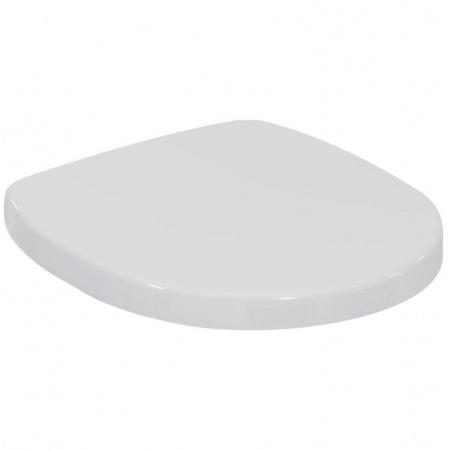 Ideal Standard Connect Deska sedesowa wolnoopadająca z duroplastu, zawiasy metalowe, biała E129101