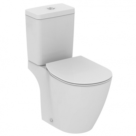 Ideal Standard Connect Miska WC kompakt stojąca, biała E781801