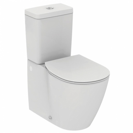 Ideal Standard Connect Toaleta WC kompaktowa 66,5x36,5 cm, biała E803701