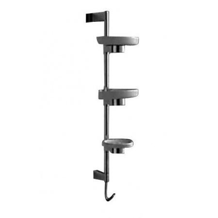 Ideal Standard Connect Pionowa poręcz z półkami pod natrysk, chrom N1395AA