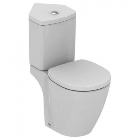 Ideal Standard Connect Space Miska kompaktowa WC 36,5x60,5 cm, biała E119501