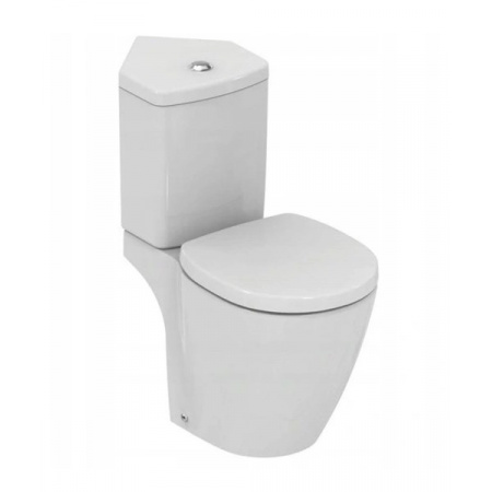 Ideal Standard Connect Space Miska kompaktowa WC Narożna 36,5x60,5 cm, biała E119501
