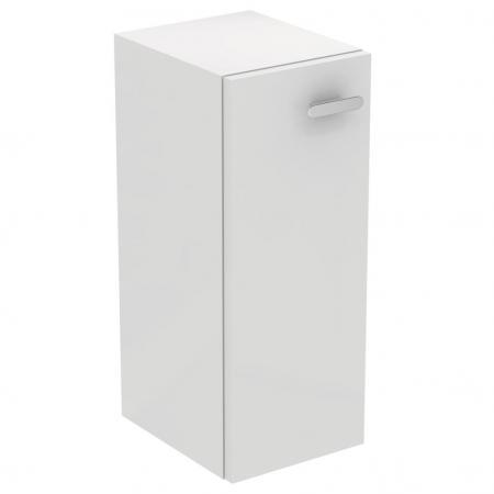 Ideal Standard Connect Space Szafka podumywalkowa ścienna 20x50 cm, biała połysk E0372WG