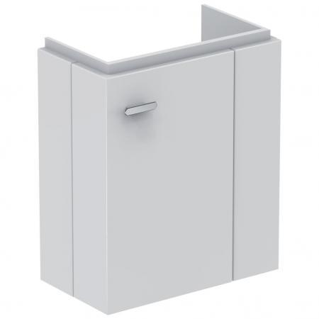 Ideal Standard Connect Space Szafka podumywalkowa ścienna 52x45 cm, szara połysk E0371KR