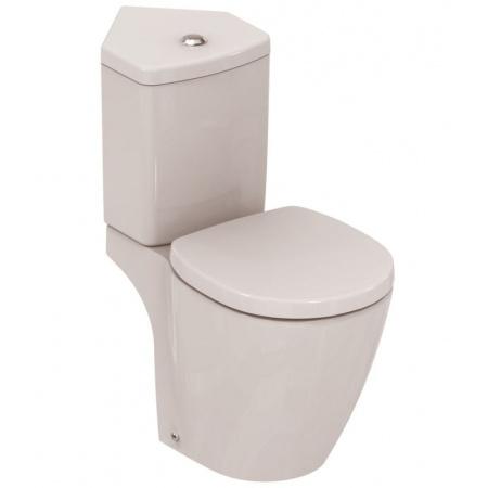 Ideal Standard Connect Space Zbiornik narożny do kompaktu WC, biały E120201