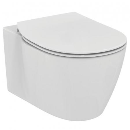 Ideal Standard Connect Toaleta WC podwieszana 54,5x36,5 cm Aquablade z ukrytym mocowaniem, biała E047901