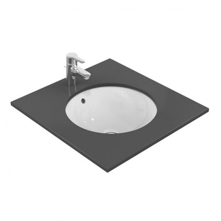 Ideal Standard Connect Umywalka podblatowa 48 cm, biała E505401