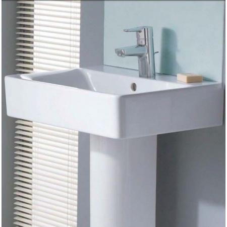 Ideal Standard Connect Umywalka podwieszana 65 cm, bez otworu, biała E810401