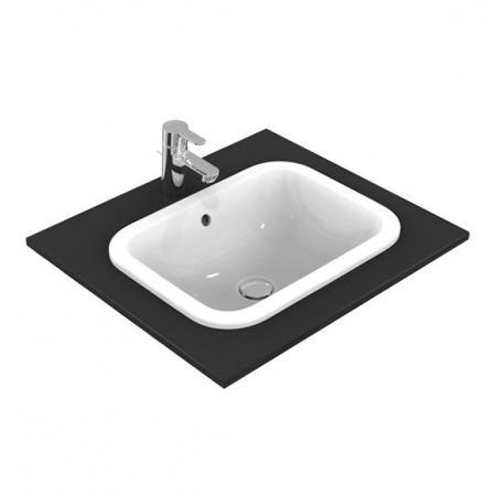 Ideal Standard Connect Umywalka wpuszczana w blat 42x35 cm, biała E505501
