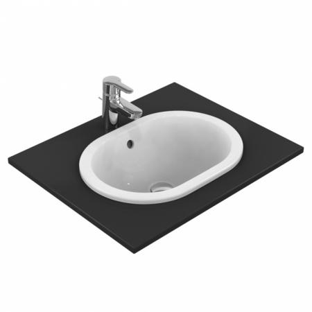 Ideal Standard Connect Umywalka wpuszczana w blat 48x35 cm, biała E504501