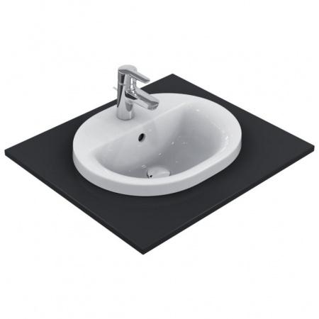 Ideal Standard Connect Umywalka wpuszczana w blat 48x40 cm, biała E503801