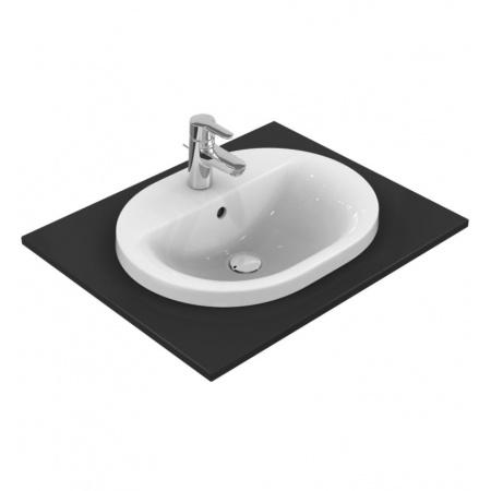 Ideal Standard Connect Umywalka wpuszczana w blat 55x43 cm, biała E503901