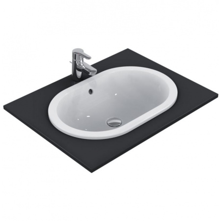 Ideal Standard Connect Umywalka wpuszczana w blat 62x41 cm, biała E504901