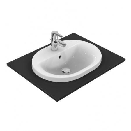 Ideal Standard Connect Umywalka wpuszczana w blat 62x46 cm, biała E504001