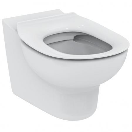Ideal Standard Contour 21 Miska WC wisząca Rimless bez kołnierza 37,5x54 cm, biała S312801