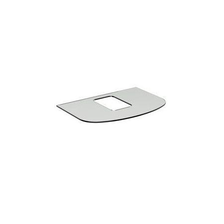 Ideal Standard Dea Blat szklany 100x54x1 cm, biały T7880SA