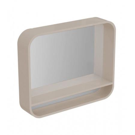Ideal Standard Dea Lustro podwieszane z półką 80x15x65 cm, beżowe T7862S3