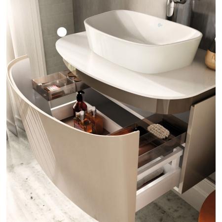 Ideal Standard Dea Szafka pod umywalkę 99x53,5x45 cm, piaskowa T7852S3